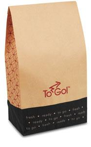 Eco Craft Fried Food To Go Bags 4lb And 8lb